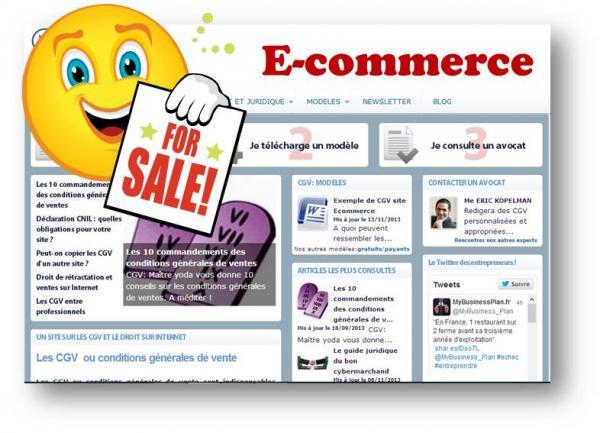 Vendre_E-commerce